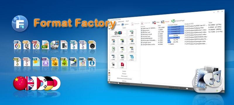 Conversor multiformatos online e para desktop