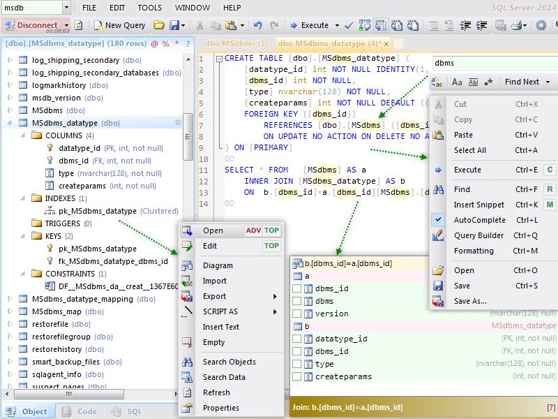 Database .NET - Gerenciar banco de dados ficou fácil