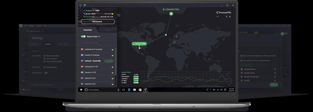 ProtonVPN - VPN para tempos difíceis