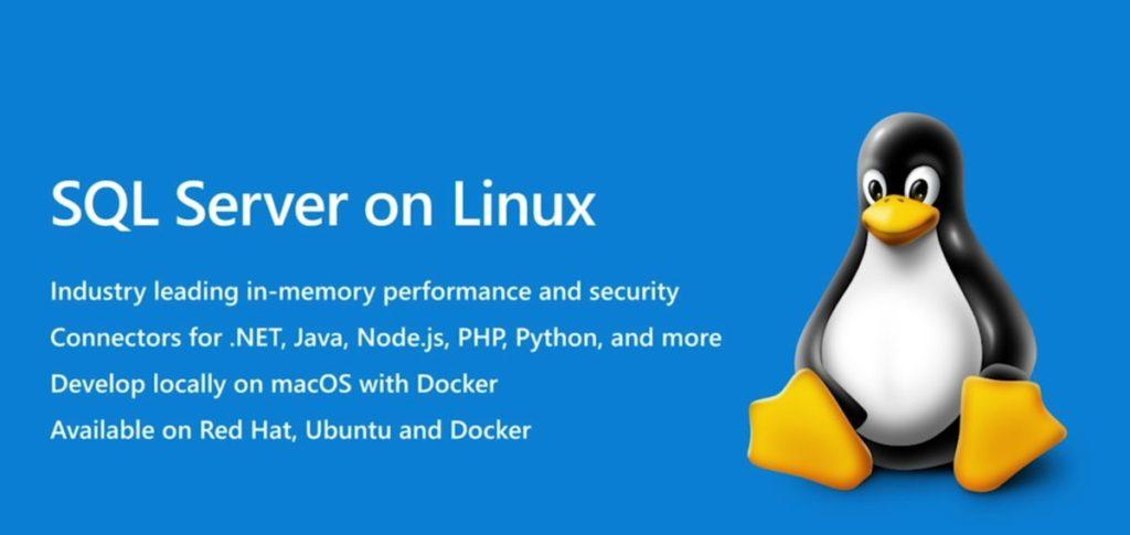 SQL Server no Linux: Parece estranho mais não é